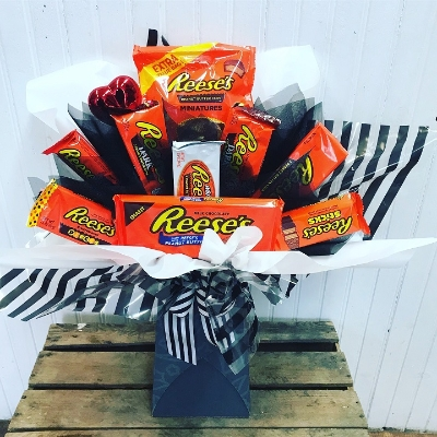 Reeses Chocolate Bouquet